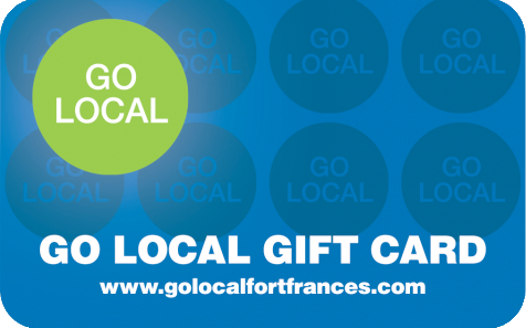 GoLocal gift card Fort Frances
